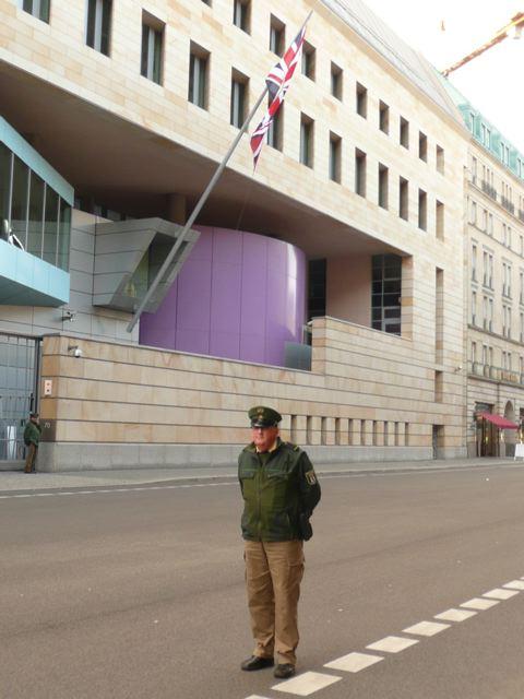 British Embassy!