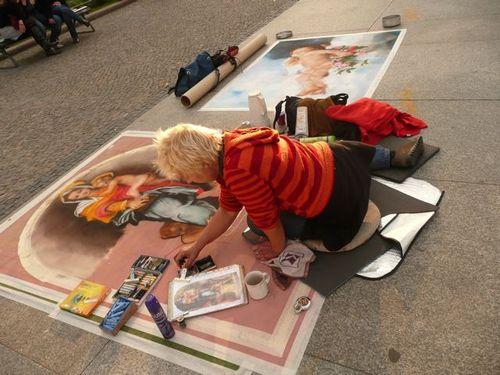 Artis jalanan