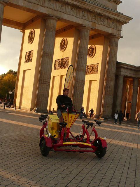 Teksi Basikal Canggih!