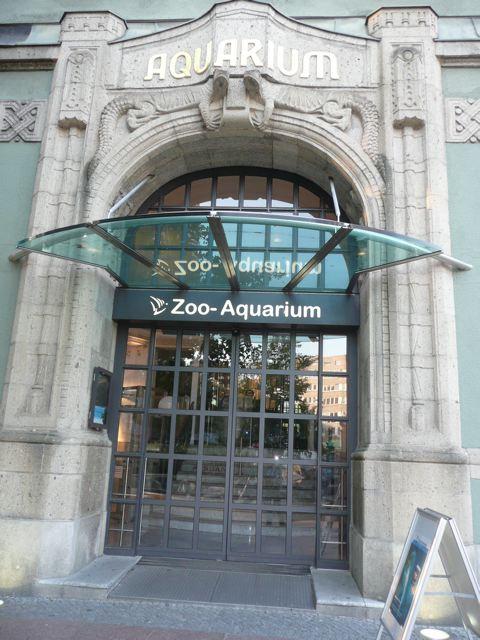Aquarium Berlin!