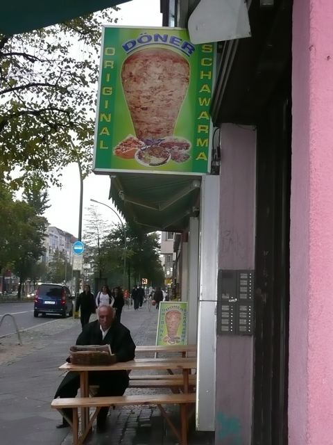 Shawarwa Halal d Berlin!