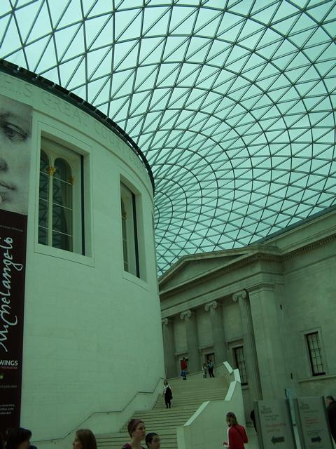 British Museum: Inside