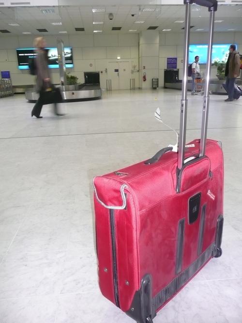 Nice International Airport, France