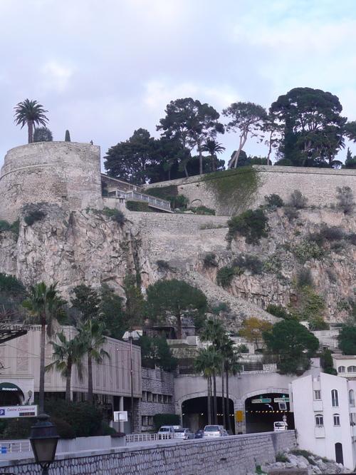 Istana atas bukit!