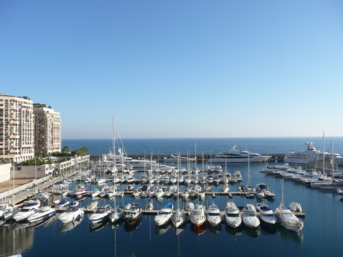 Pemandangan Marina