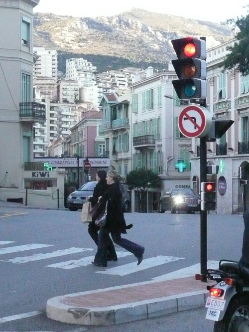 Jalan2 d Monaco