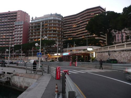 Laluan F1 Monaco