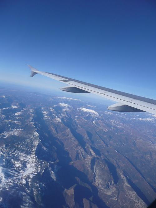 Menuju ke Zurich