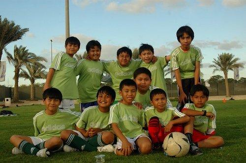 Malaysia Under-12!