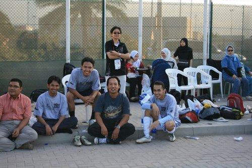 Penonton and players Malaysia